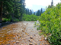 Glacier Creek July 2014